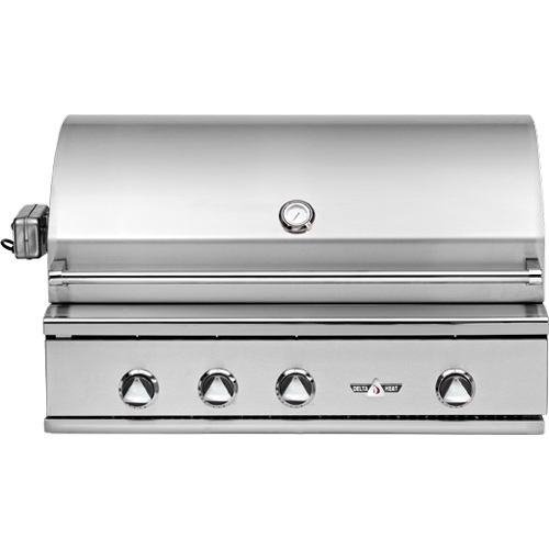 38 Quot Delta Heat Gas Grill With Infrared Rotisserie Ng